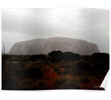 Moods of Uluru 5 Poster