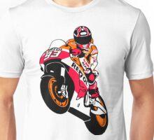 Moto-GP Superbike Racing Unisex T-Shirt