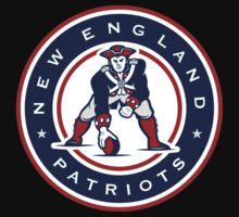 New England Patriots logo 4 by NOFOLE