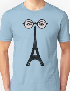 Eiffel Tower T Shirt Unisex T-Shirt