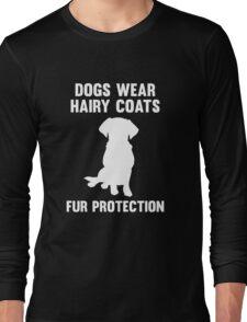 Fur Protection Long Sleeve T-Shirt
