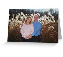 25th Wedding Anniversary Greeting Card