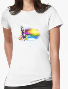 One Piece - Boa Hancock Womens Fitted T-Shirt