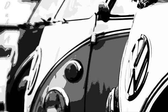 Splits in grey by DubArt83