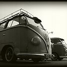 VW Type 2 by DubArt83