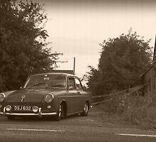 VW Type 3 by DubArt83