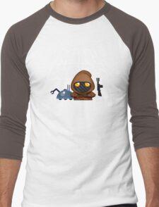 MiniWars: Jawa Loose Men's Baseball ¾ T-Shirt