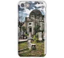 Graveyard  iPhone Case/Skin