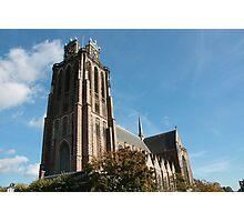 Grote Kirk Dordrecht Photographic Print