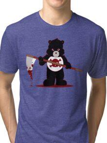 Scare Bear Tri-blend T-Shirt