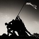 IWO JIMA by DamianBrandon
