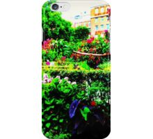 Oasis in Central Park  iPhone Case/Skin