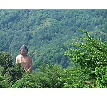 Compassion in the mountains Photographic Print