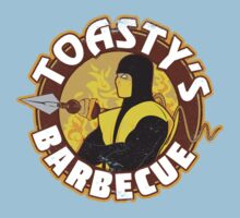 Toasty's Barbecue Kids Clothes