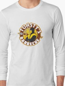 Toasty's Barbecue Long Sleeve T-Shirt