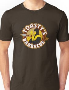 Toasty's Barbecue Unisex T-Shirt