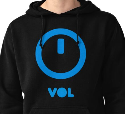 Spin 3.0 VOL.  Pullover Hoodie