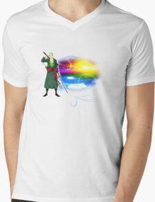 One Piece - Zoro² Mens V-Neck T-Shirt