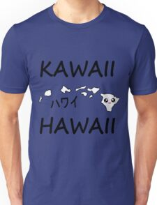 Kawaii Hawaii  Unisex T-Shirt