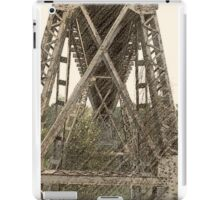 Railroad Tressel iPad Case/Skin