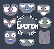 Let Your Emotion Free by Mew82