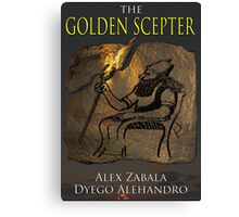 The Golden Scepter Canvas Print