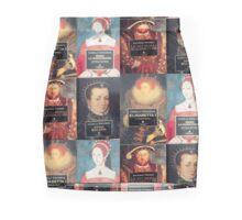 history books of England Mini Skirt
