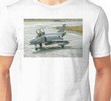 McDonnell F-4M Phantom FGR.2 XV464/U at RAF Stanley FI Unisex T-Shirt