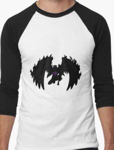 one piece whitebeard marco Phoenix anime manga shirt Men's Baseball ¾ T-Shirt