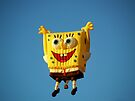 Earth, Wind and Flyers ( Sponge Bob) by Paul Albert
