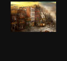 Fireman - Washington DC - Fire at Bedell's Bedding 1915 T-Shirt