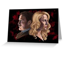 The Cannibal & The Bride Greeting Card