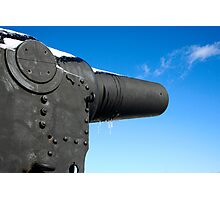 The Guns of Redoubt Photographic Print