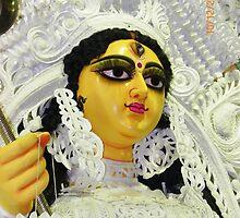 Durga Puja, Salt Lake, BJ Block by Mahesh Kumar