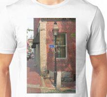 Portland, Maine - Dana Street Unisex T-Shirt