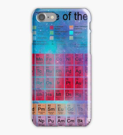 Stardust Periodic Table iPhone Case/Skin