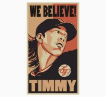 TIMMY: WE BELIEVE by kagcaoili