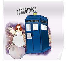 Donna's Detour Poster