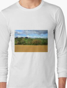 Tuscany landscapes  Long Sleeve T-Shirt