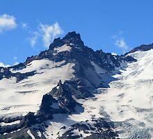 High Cascades by Dave Davis