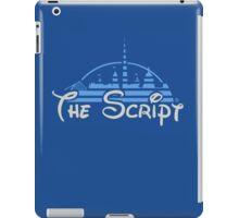 Disney Crossover; The Script iPad Case/Skin