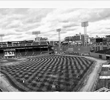 Boston Red Sox by DamianBrandon