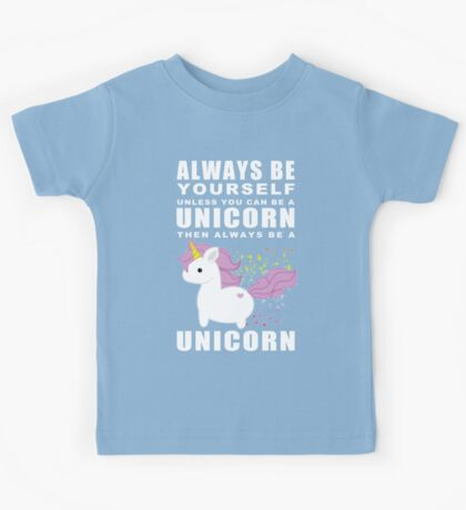 Always - Unicorn Kids Tee