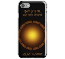 Bioshock infinite eye-bird iPhone Case/Skin