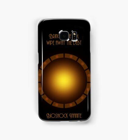 Bioshock infinite eye-bird Samsung Galaxy Case/Skin
