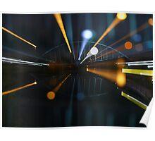 Streaks of Light Poster