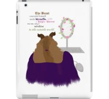 Only Window to the Outside World iPad Case/Skin