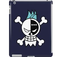 one piece straw hat franky jolly roger anime manga shirt iPad Case/Skin