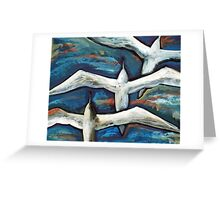 """The Strength to rise above....."" Greeting Card"