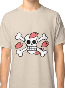 one piece dr hiluluk chopper jolly roger anime manga shirt Classic T-Shirt